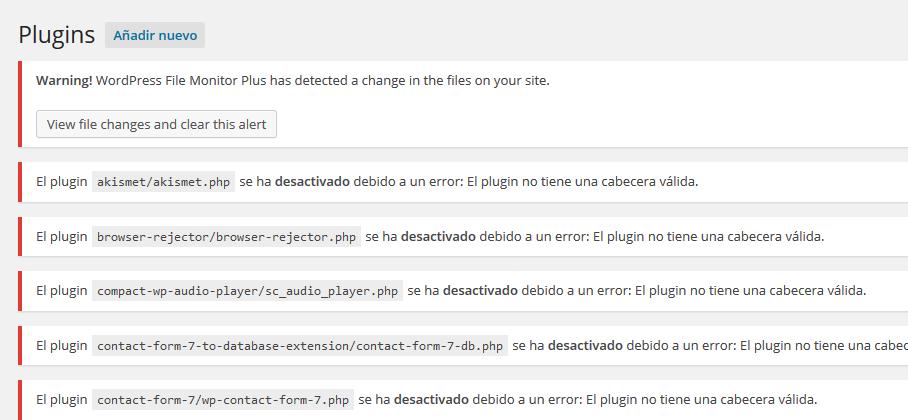 error-Wordfence-wordpress