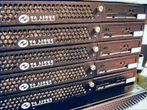 Servidor web Linux