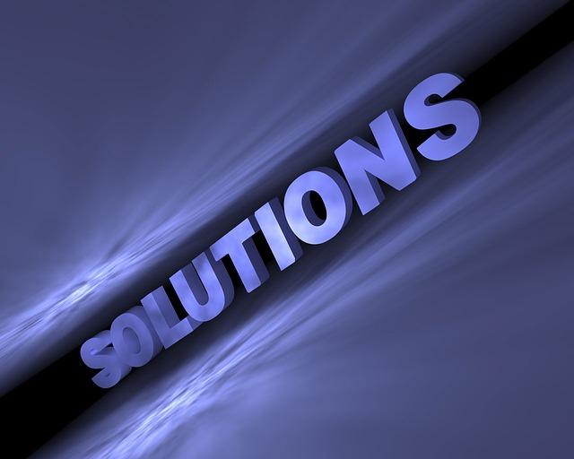 soluciones dominios