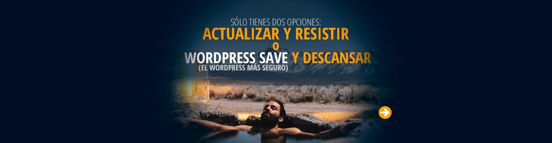 WordPress Save