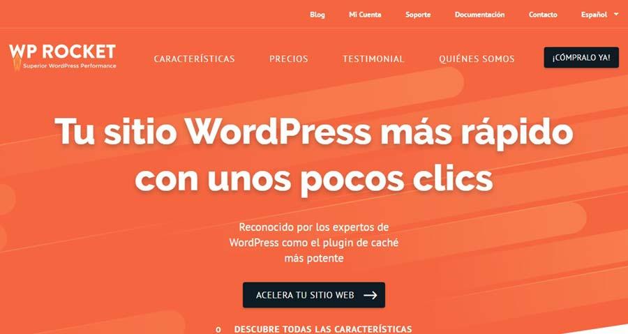 Web WP Rocket