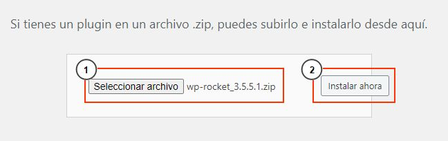 WordPress Instalar Plugin