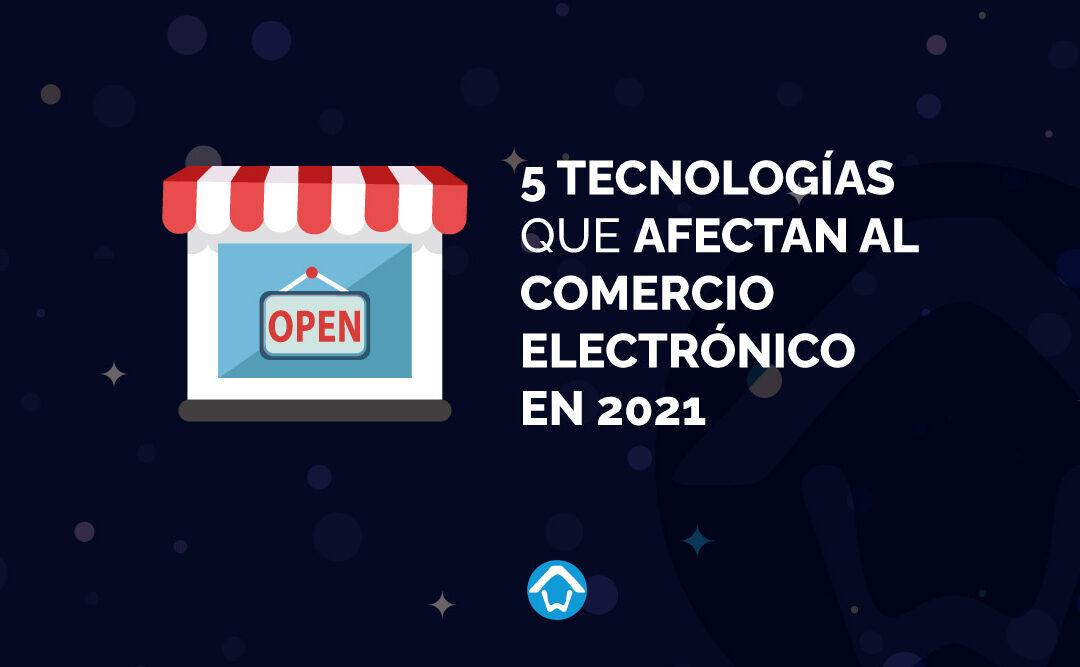 5 tecnologías