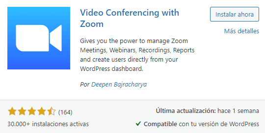 Plugin zoom