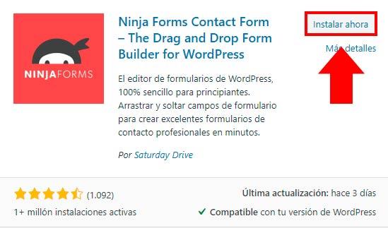 captcha con wordpress