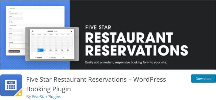 restaurantreservation