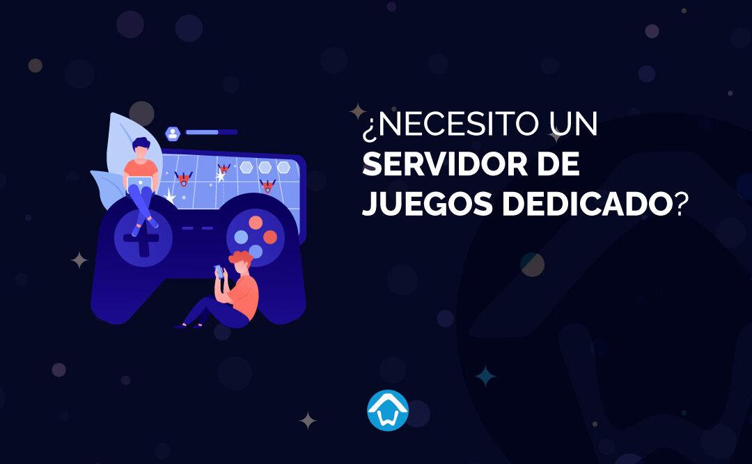 servidor de juegos dedicado