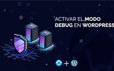 Activar el modo debug en WordPress