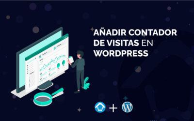 Añadir contador de visitas en WordPress