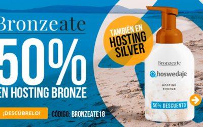 """Este verano, vuelve nuestra promoción """"Bronzeate"""""""