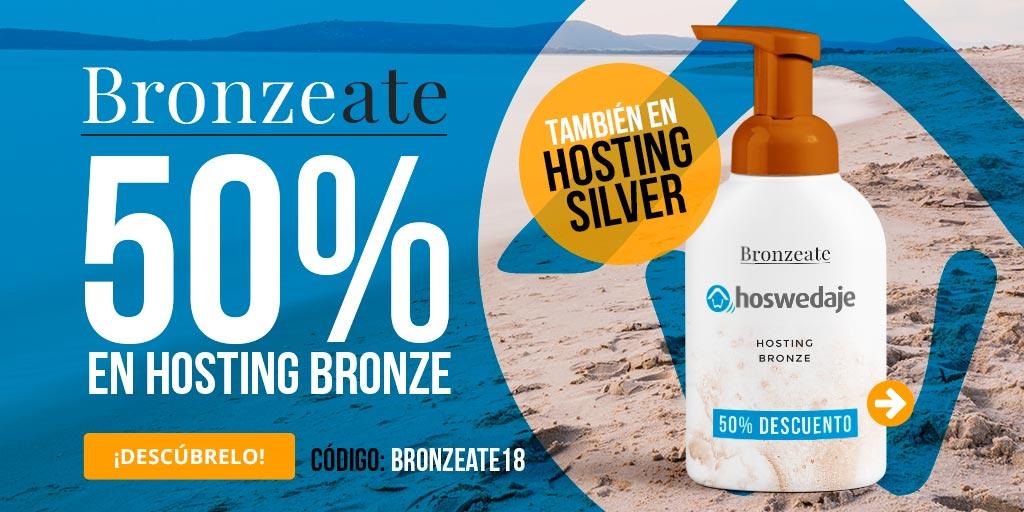 Este verano, vuelve nuestra promoción «Bronzeate»