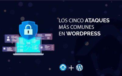 Los ataques más comunes en WordPress