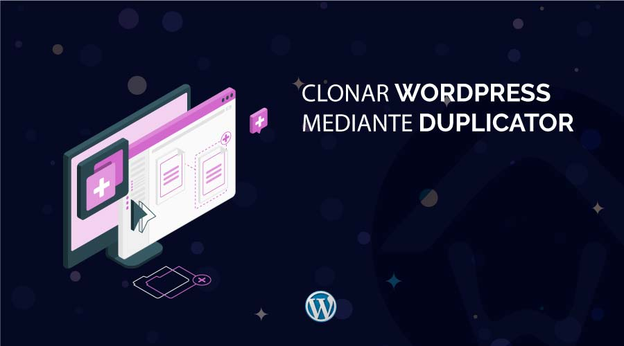Clonar WordPress mediante Duplicator
