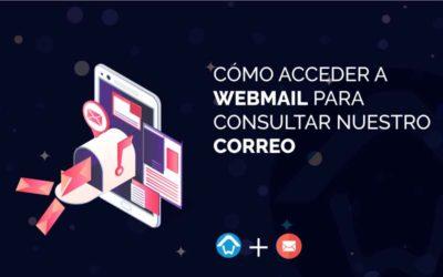 Cómo acceder a webmail para consultar nuestro correo