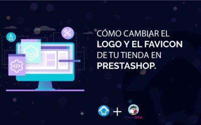 Cómo cambiar el Logo y el Favicon de tu tienda en PrestaShop