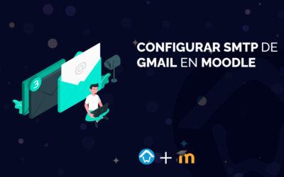 Configurar SMTP de Gmail en Moodle