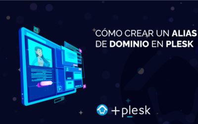 Cómo crear un alias de dominio en Plesk