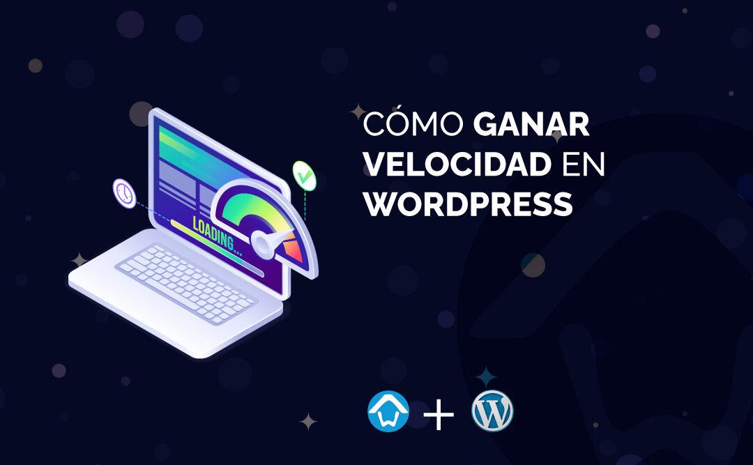 aumentar velocidad en WordPress