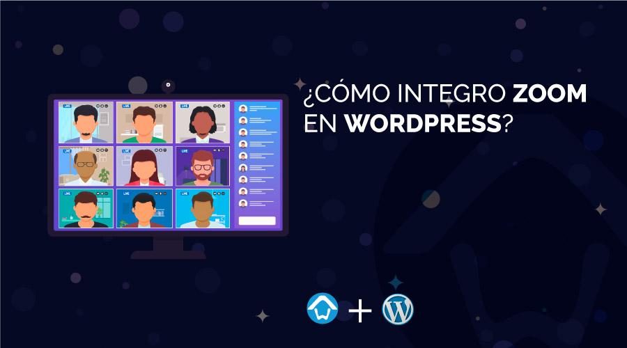 zoom wordpress