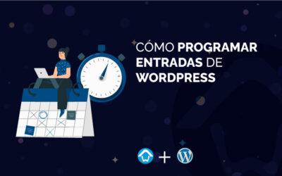 Cómo programar entradas de WordPress