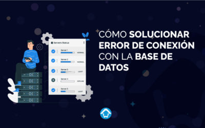 Cómo solucionar error de conexión con la base de datos