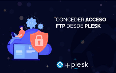Conceder acceso FTP desde Plesk