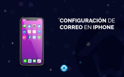 Configuración de correo en Iphone