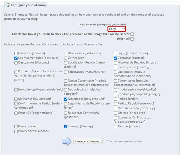configurar-sitemap-xml-para-prestashop