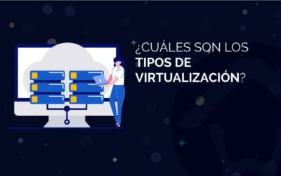 ¿Cuáles son los tipos de virtualización?