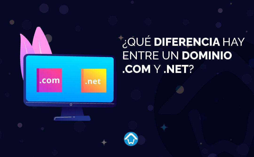 diferencia hay entre un dominio