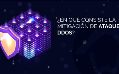 ¿En qué consiste la mitigación de ataque DDoS?