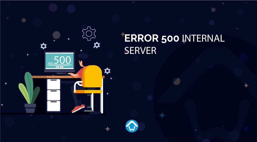 Error 500 internal server