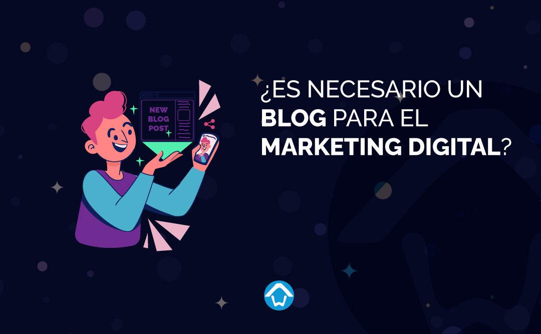 blog para el marketing digital