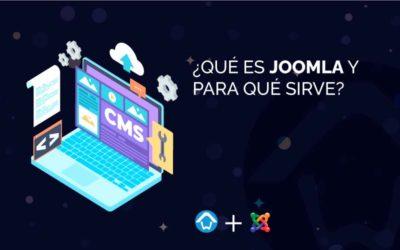 ¿Qué es Joomla y para qué sirve?