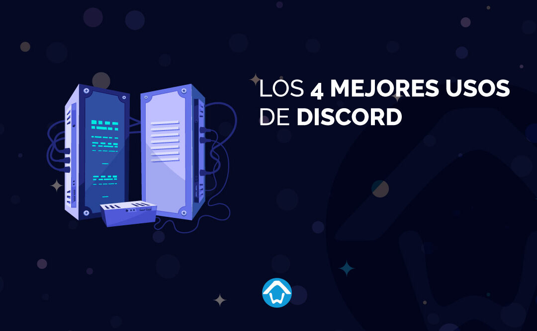 usos de Discord