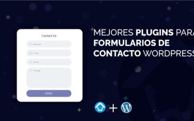 Mejores Plugins para formularios de contacto WordPress
