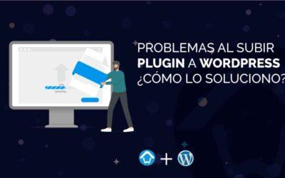 Problemas al subir Plugin a WordPress. ¿Cómo lo soluciono?