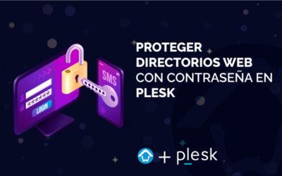 Proteger directorios web con contraseña en Plesk