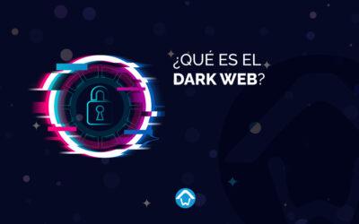 ¿Qué es la dark web?