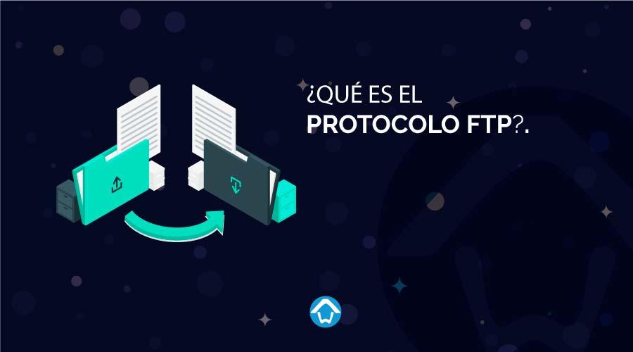 ¿Qué es el protocolo FTP?