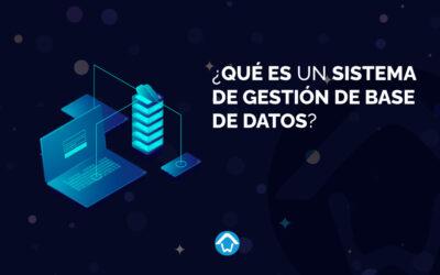 ¿Qué es un sistema de gestión de base de datos?
