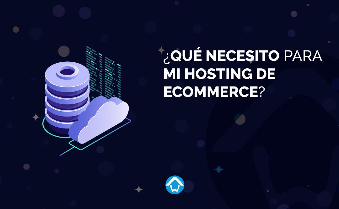 Hosting de eCommerce