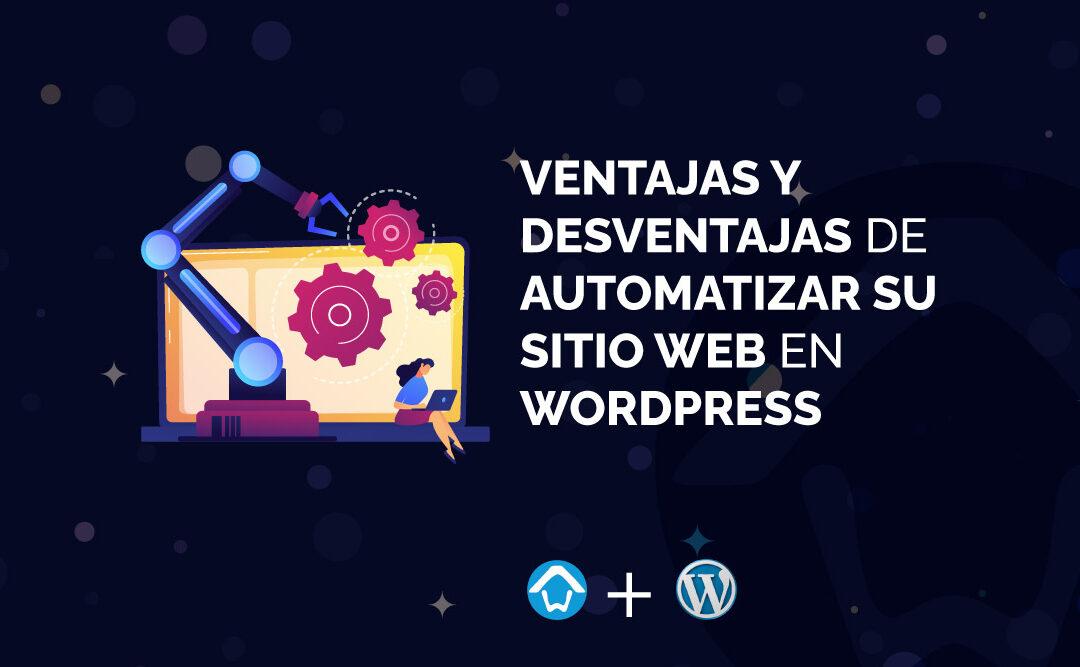 Automatizar tu WordPress